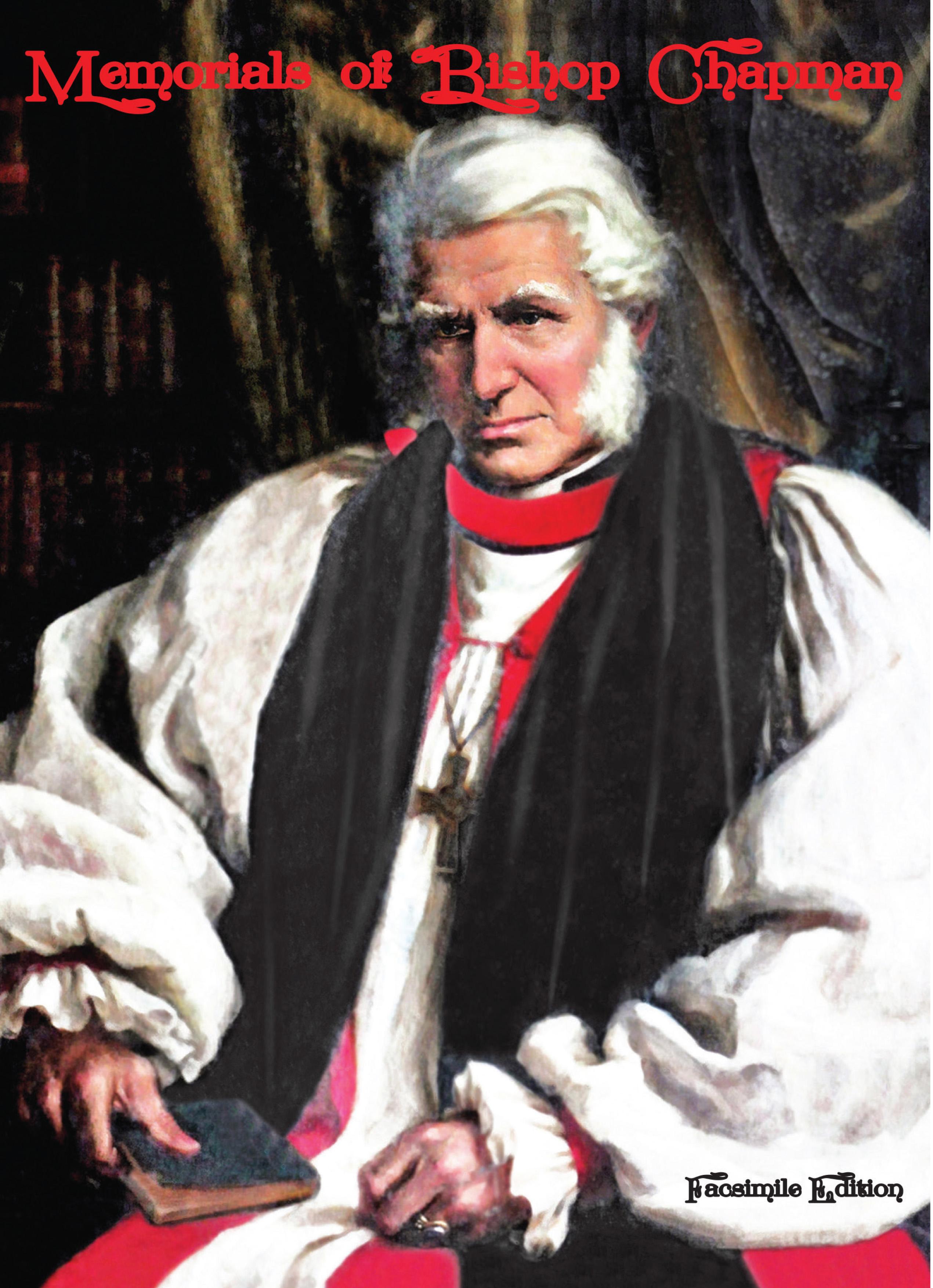 Memorials Of Bishop Chapman