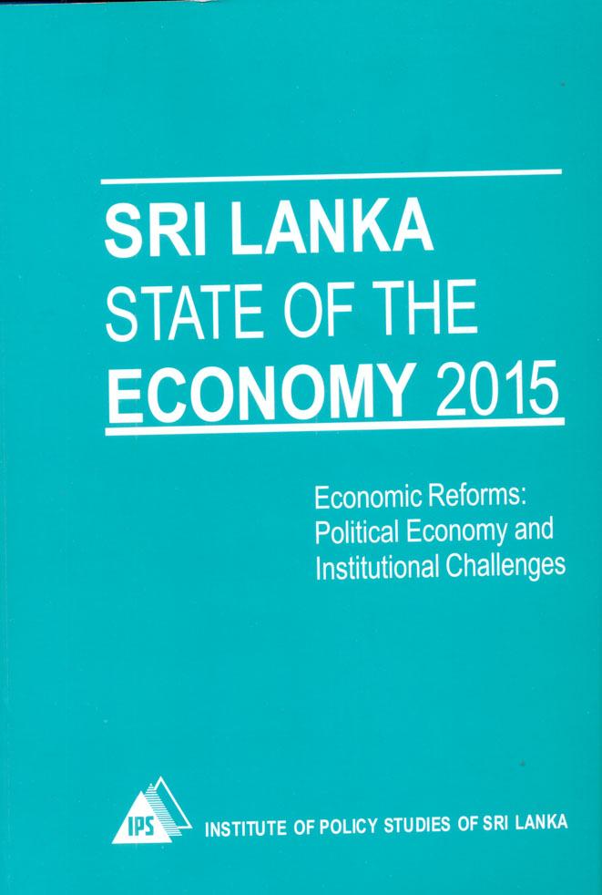 Sri Lanka State Of The Economy 2015
