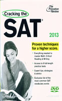 Cracking the SAT 2013