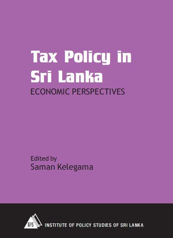 Tax Policy In Sri Lanka