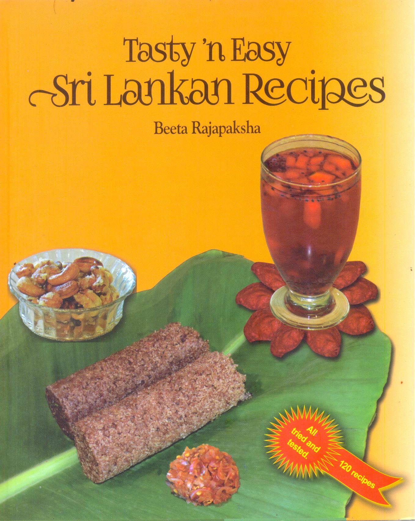 Taste 'n Easy Sri Lankan Recipes