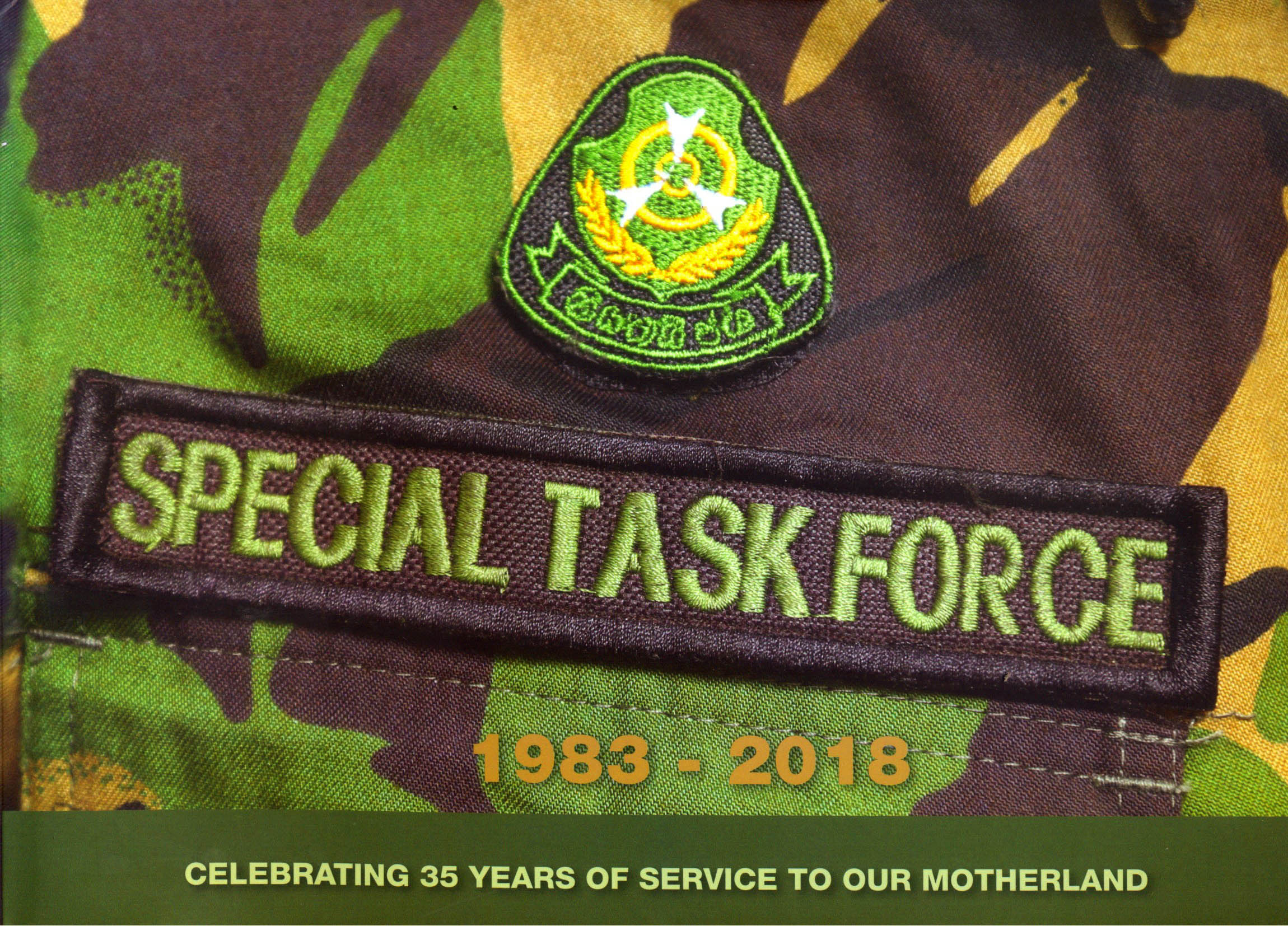 Special Task Force 1983-2018