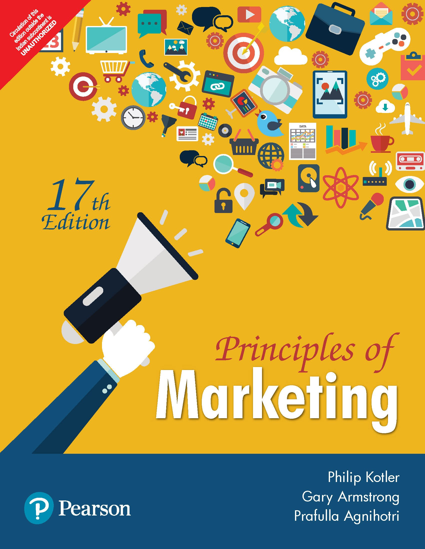 Principles of Marketing : 17th Edition