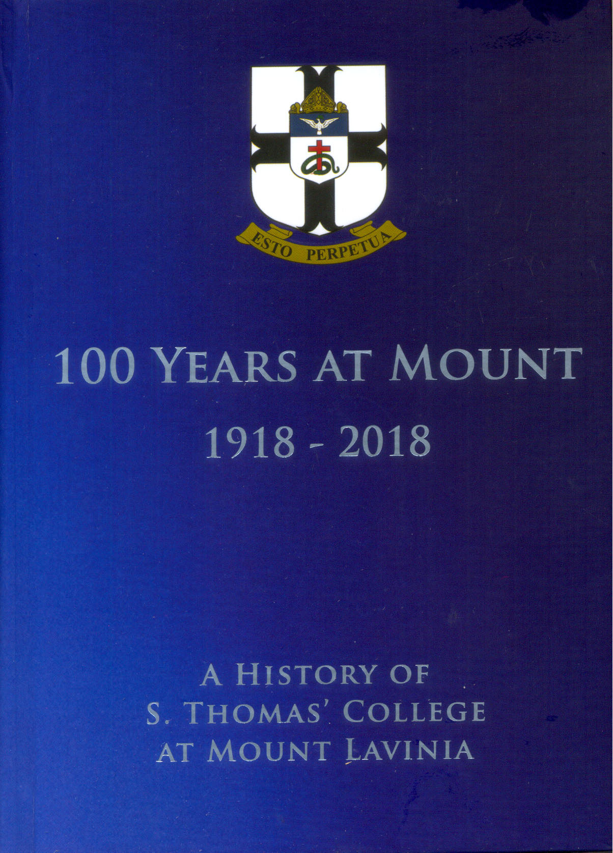 100 Years At Mount 1918 - 2018