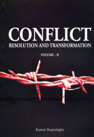Conflict Resolution and Transformation