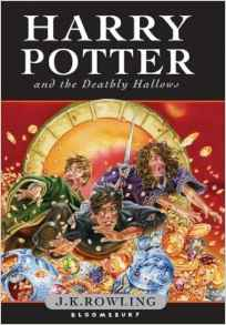Harry Potter and the Deathly Hallows (Book 7) P/B