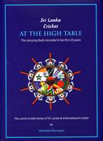 Sri Lanka Cricket At The High Table