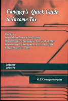 Canagey's Quick Guide to Income Tax