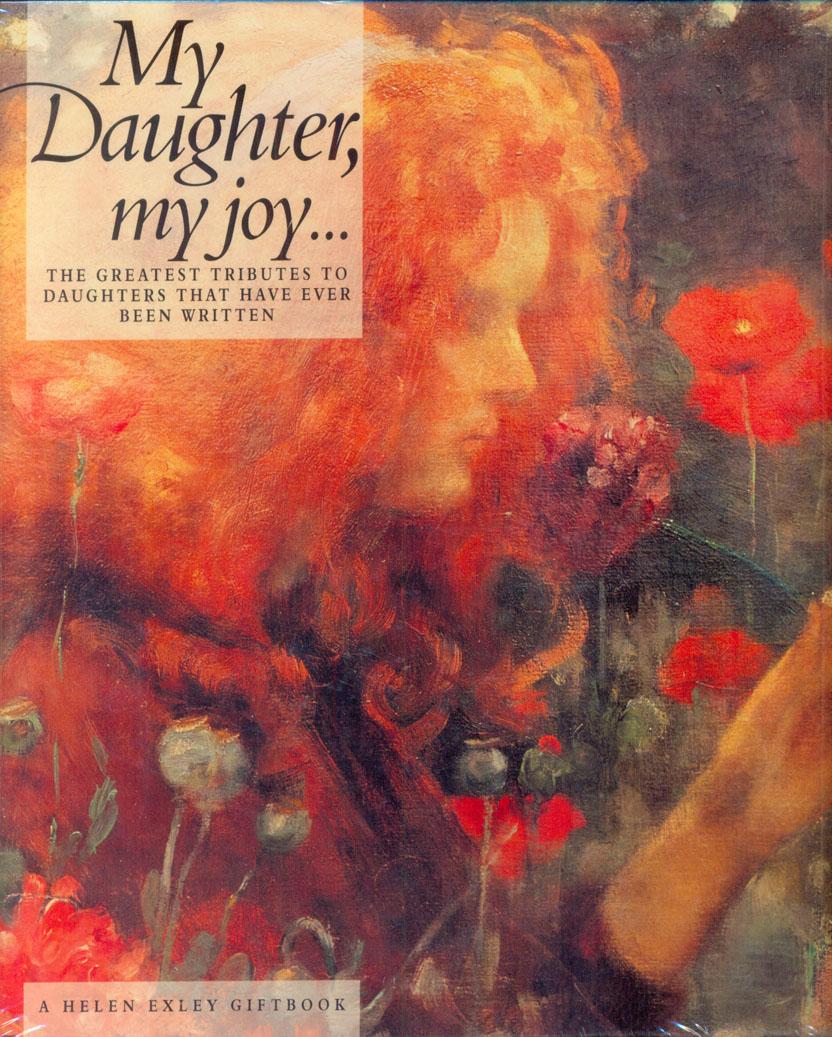 My Daughter, my joy...
