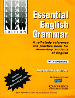 Essential English Grammar (second edition): with answers