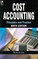 Cost Accounting 9/E