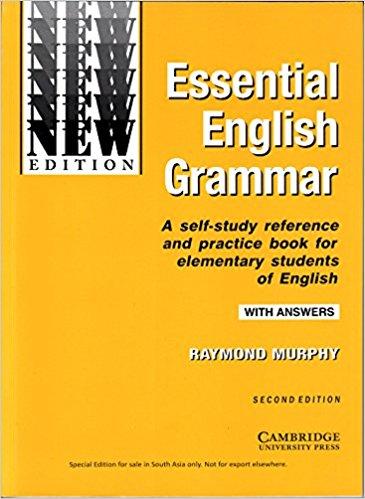 Essential English Grammar - 2nd Ed