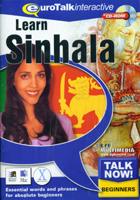Learn Sinhala (Talk Now! Beginners) CD-Rom