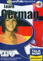 Learn German (Talk Now! Beginners) CD-Rom