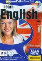 Learn English (Talk Now! Beginners) CD-Rom