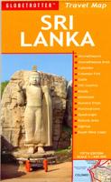GLOBETROTTER : Sri Lanka Travel Map