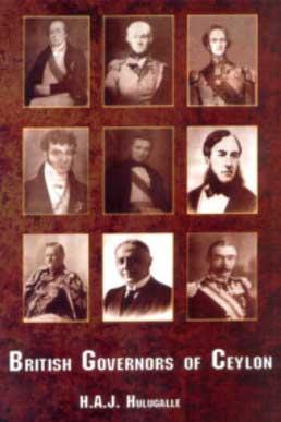 British Governors Of Ceylon - 3rd Ed