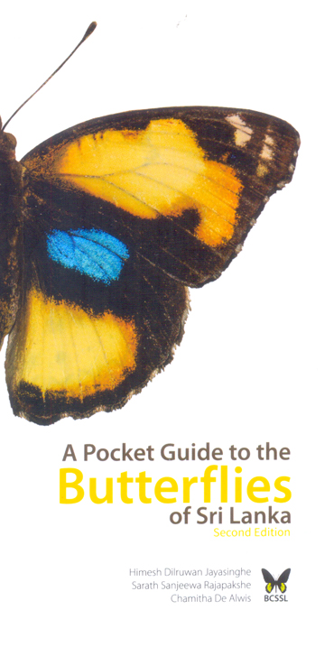 Pocket Guide to the Butterflies of Sri Lanka - Second Edition