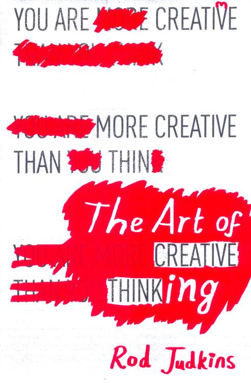 Art Of Creative Thinking